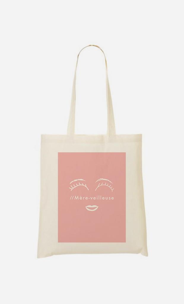 Tote Bag Mère-Veilleuse