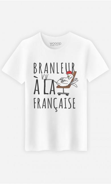 T-Shirt Branleur A La Française