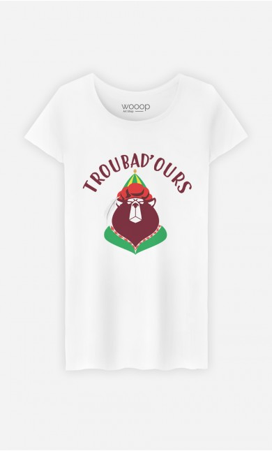 T-Shirt Troubad'Ours