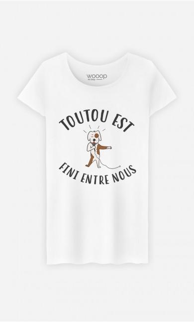 T-Shirt Toutou Est Fini