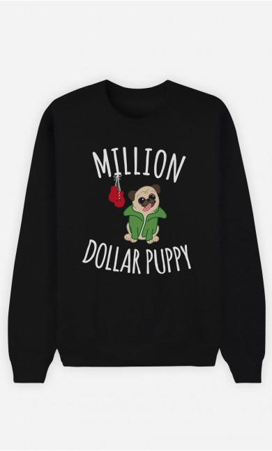 Sweat Noir Million Dollar Puppy