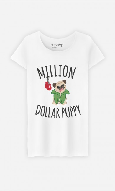 T-Shirt Million Dollar Puppy