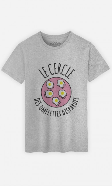 T-Shirt Le Cercle Des Omelettes Disparues