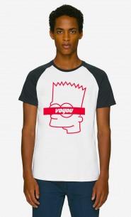 T-Shirt Baseball Voyou