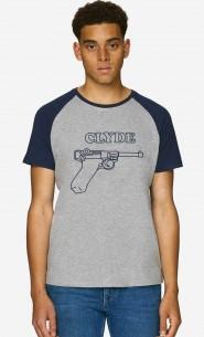 T-Shirt Baseball Clyde