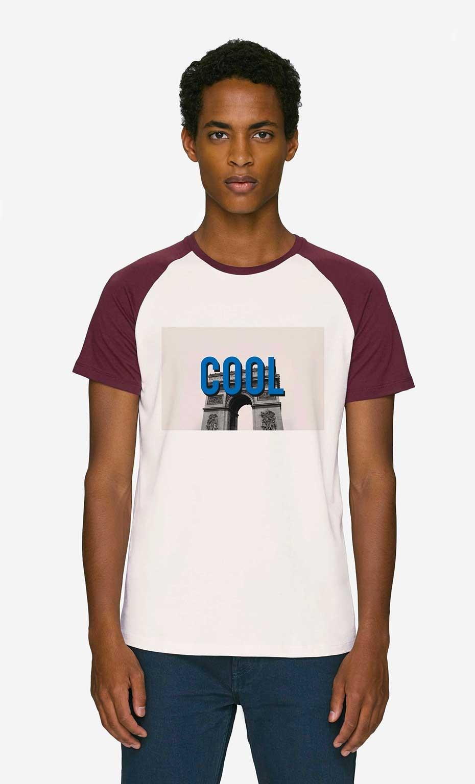 T-Shirt Baseball Cool