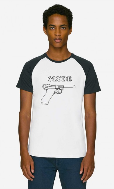 T-Shirt Baseball Clyde