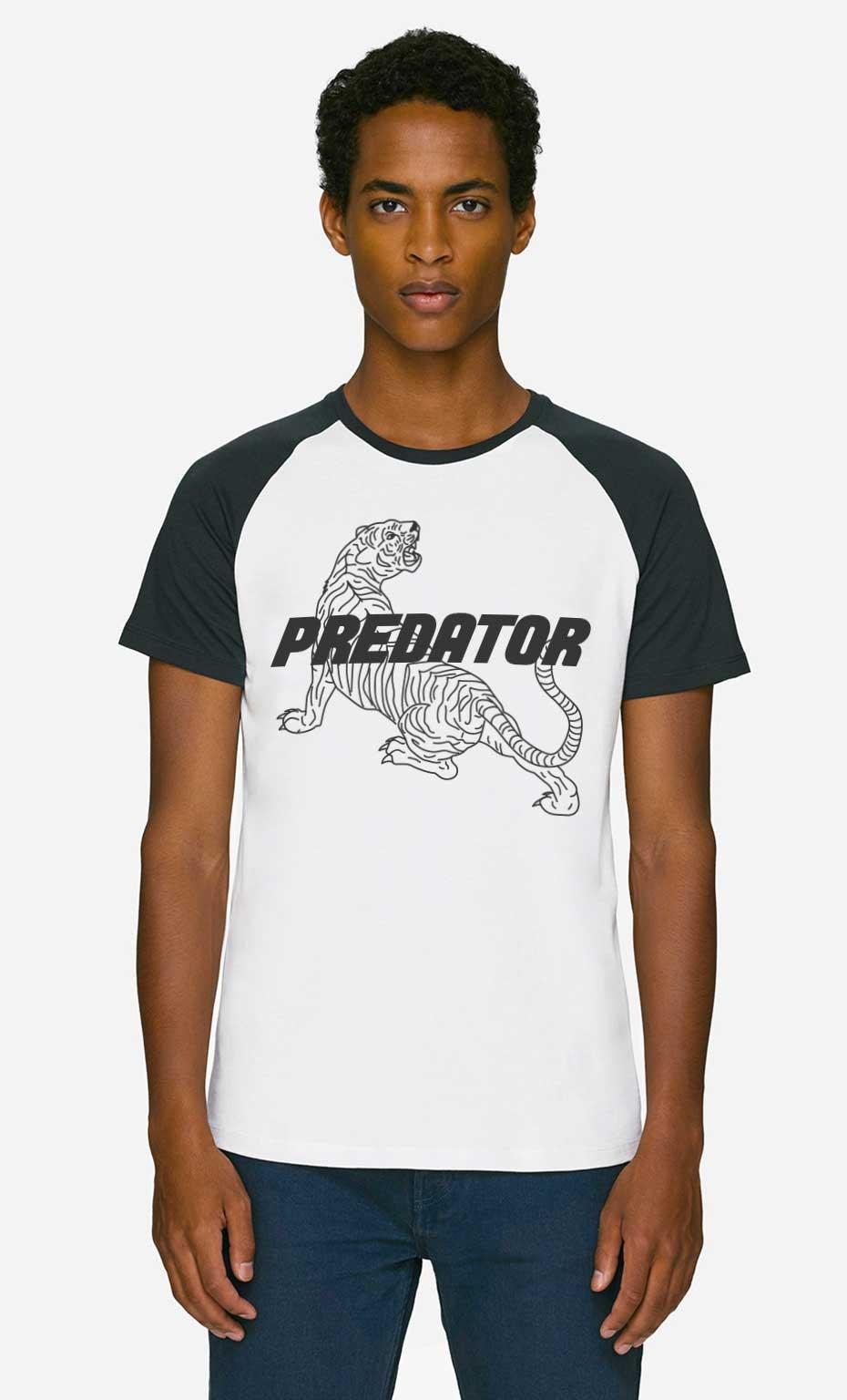 T-Shirt Baseball Predator