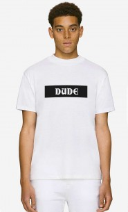 T-Shirt Col Haut Dude