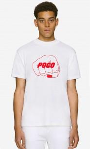 T-Shirt Col Haut Pogo
