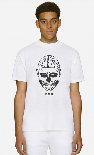 T-Shirt Col Haut ZMB