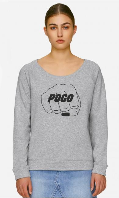 Sweat Col Large Pogo