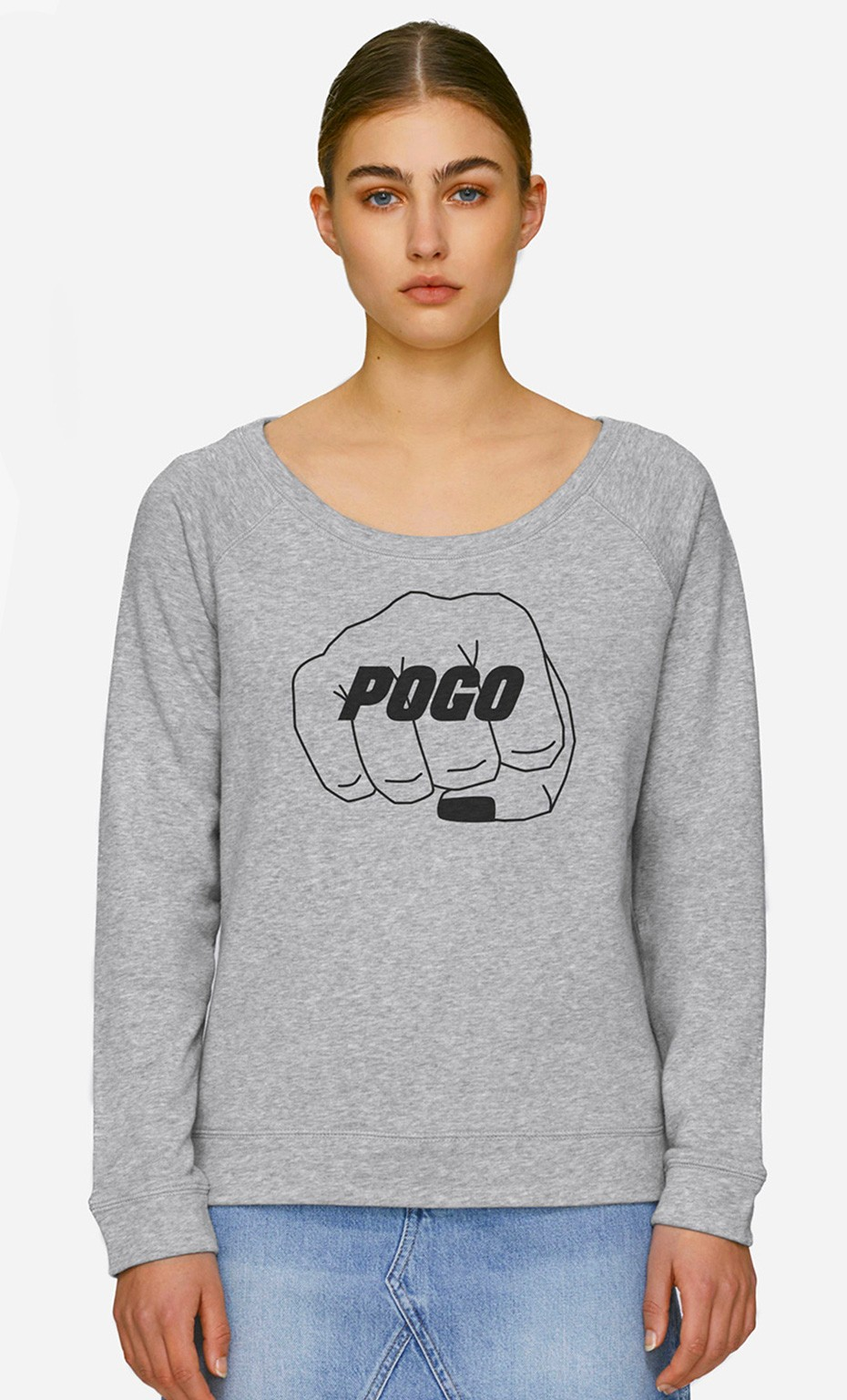 Sweat Col Large Pogo