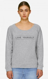 Sweat Col Large Love Yourself