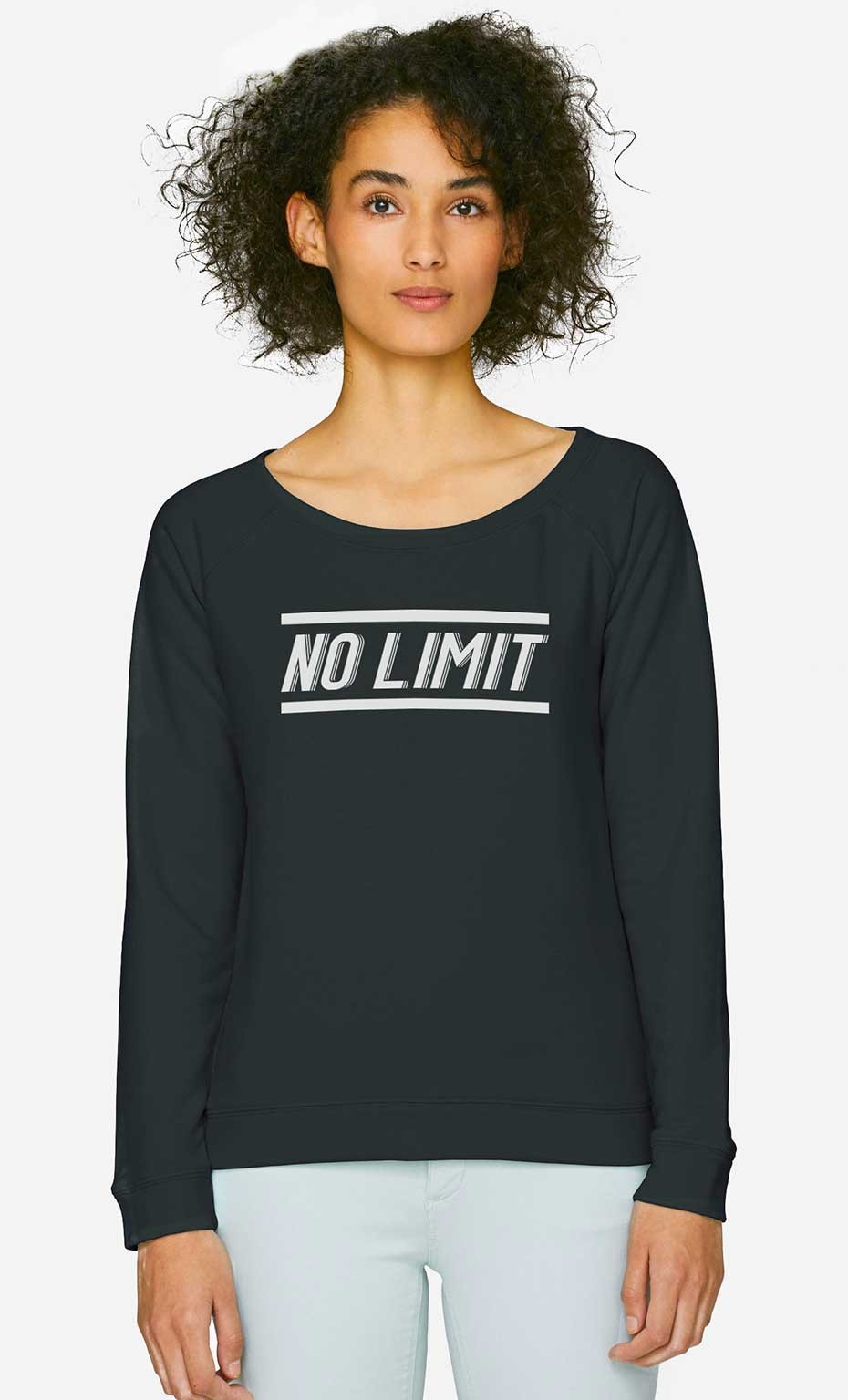 Sweat Col Large No Limit