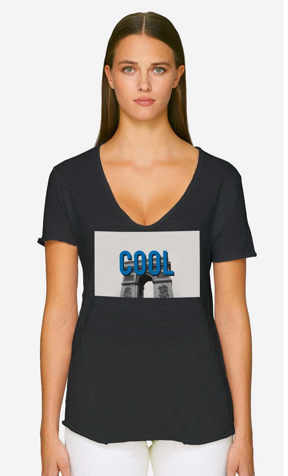 T-Shirt Décolleté Cool