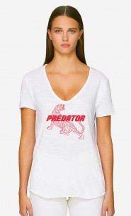 T-Shirt Décolleté Predator