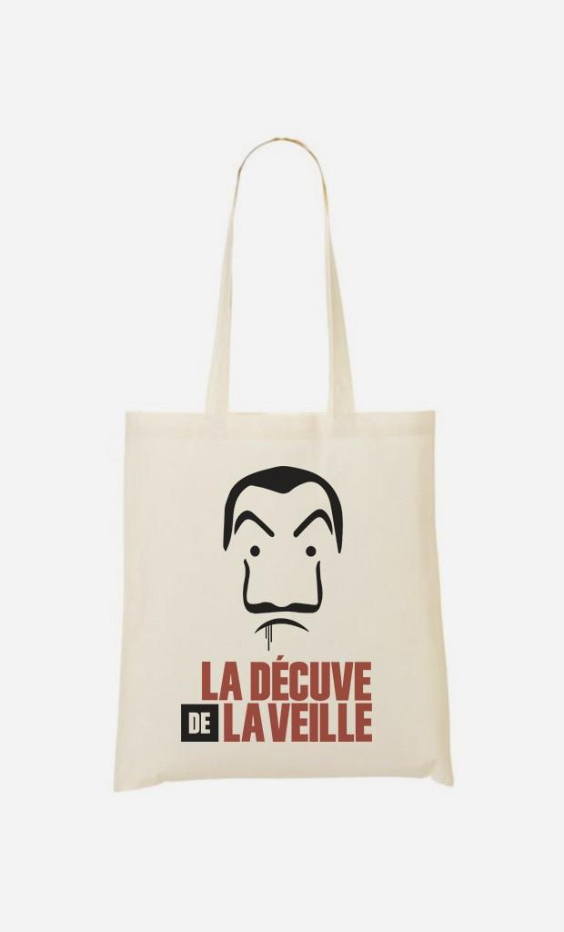 Tote Bag La Décuve De La Veille