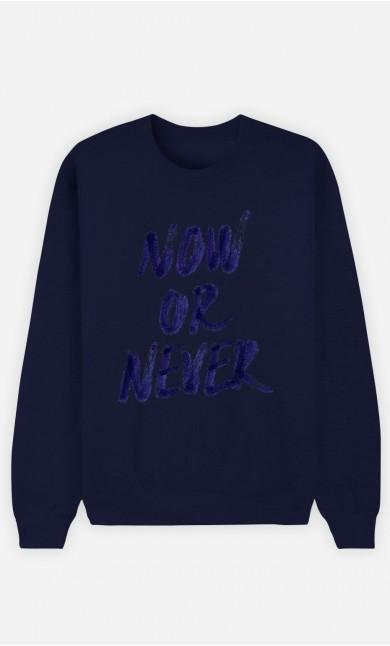 Sweat Bleu Now Or Never