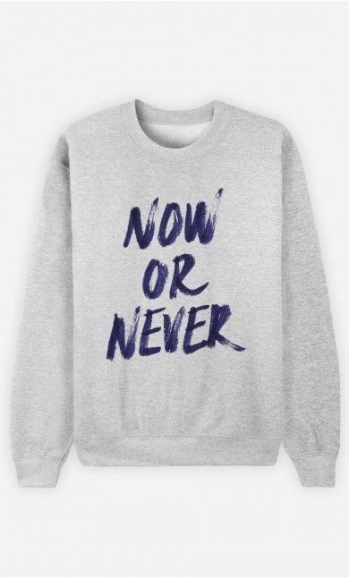 Sweat Now Or Never
