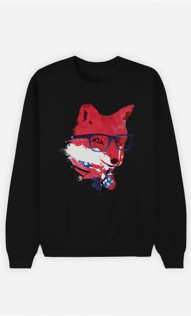 Sweat Noir American Fox