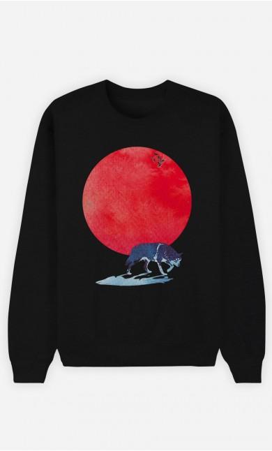 Sweat Noir Red Moon