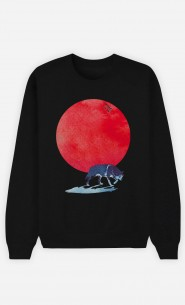 Sweat Noir Red Moon