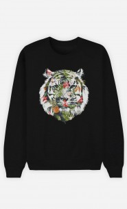 Sweat Noir Tropical Tiger
