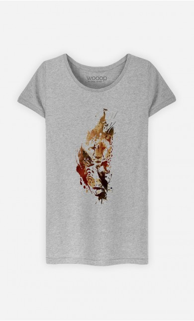 T-Shirt Cheetah