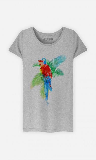 T-Shirt Parrot Party
