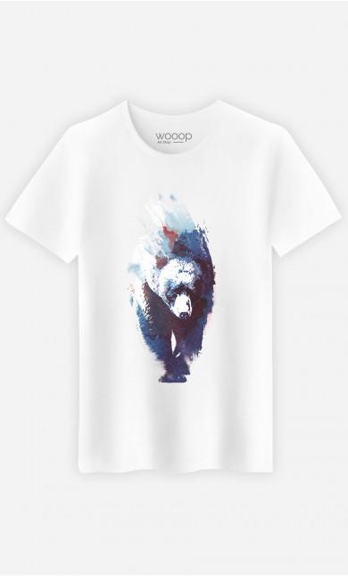 T-Shirt Blue Bear