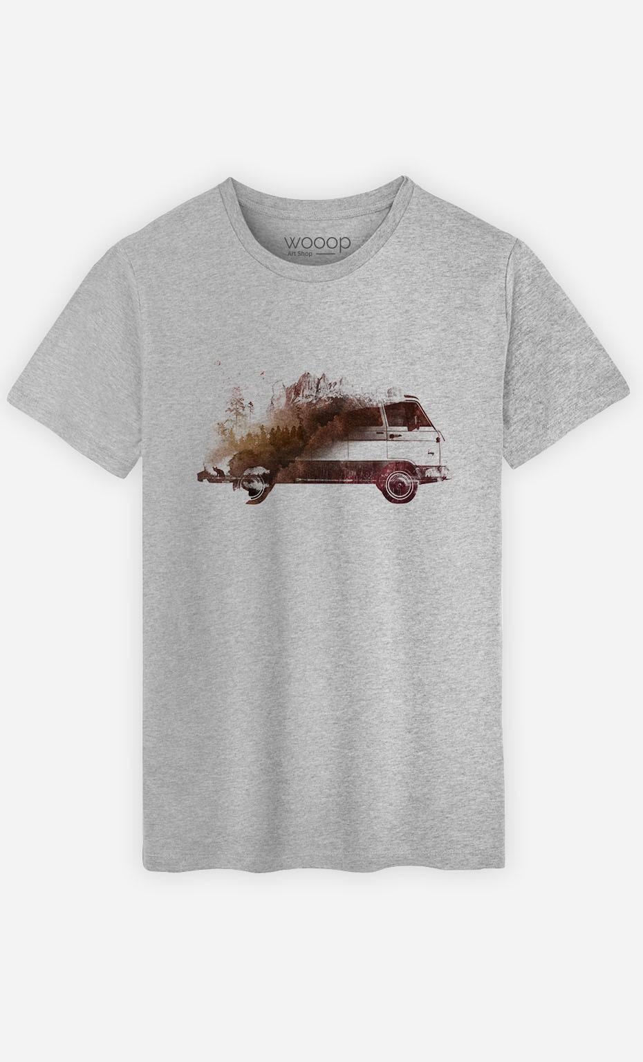 T-Shirt Back Home