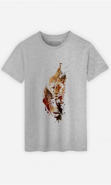 T-Shirt Cheetah