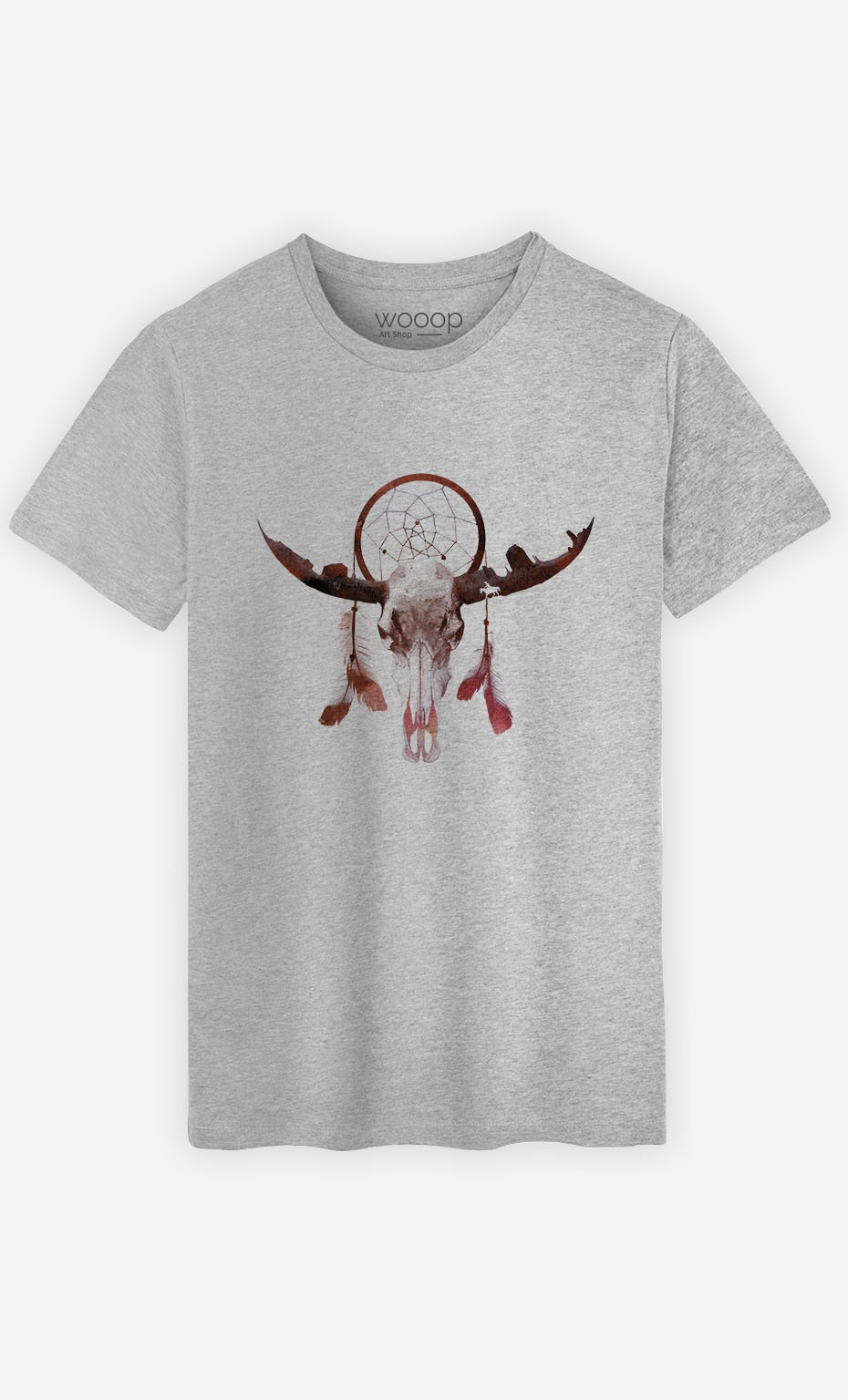 T-Shirt Deadly Desert