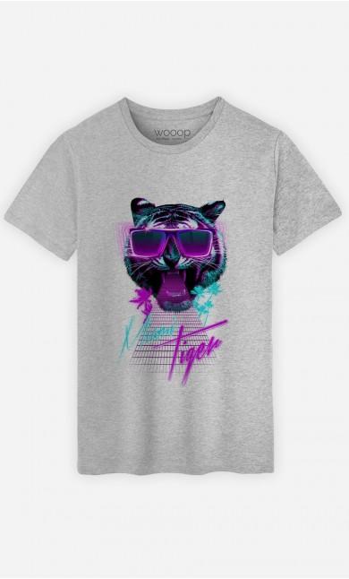 T-Shirt Miami Tiger