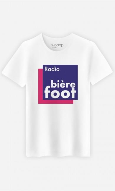 T-Shirt Radio Bière Foot