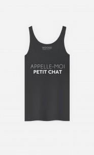Débardeur Appelle-Moi Petit Chat