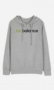 Sweat à Capuche No Balance