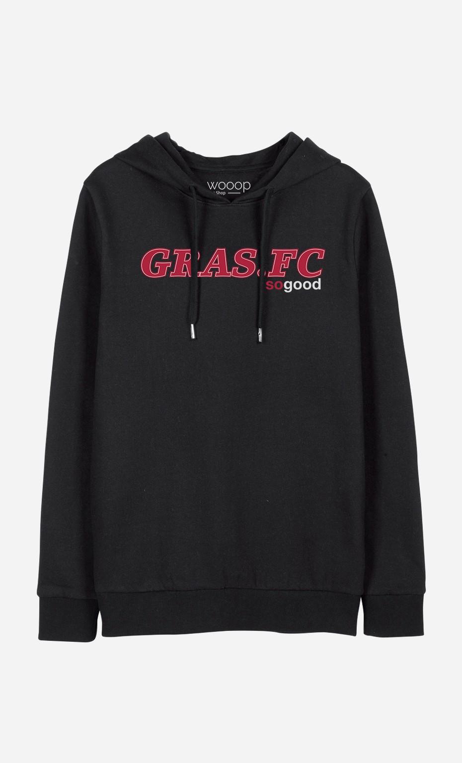 Sweat à Capuche Gras FC