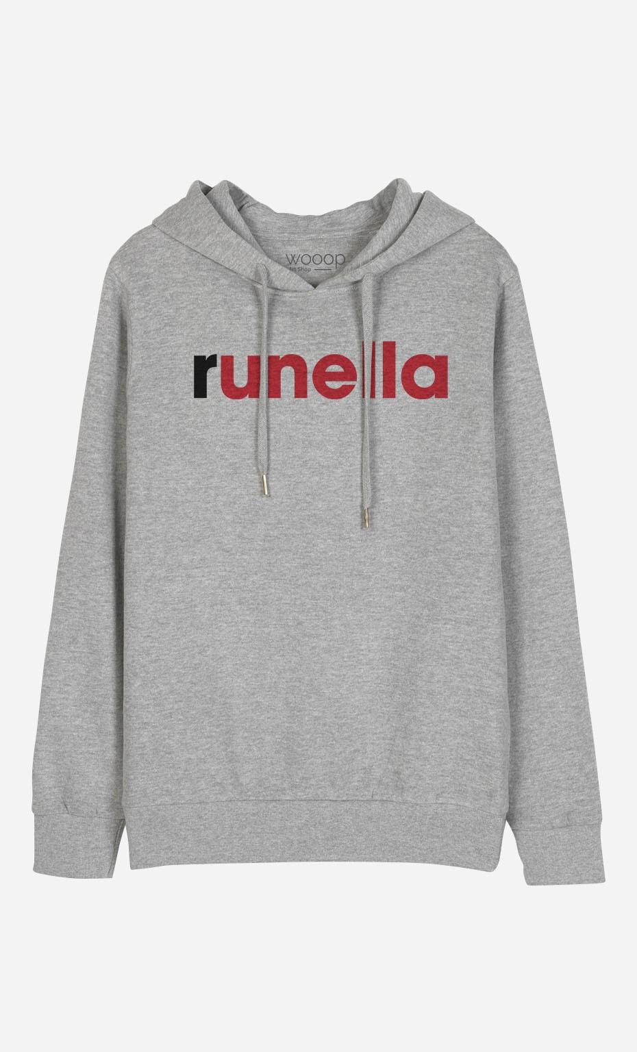 Sweat à Capuche Runella