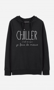 Sweat à Capuche Chiller