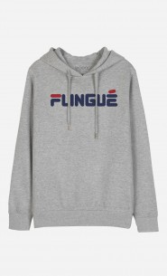 Sweat à Capuche Flingué