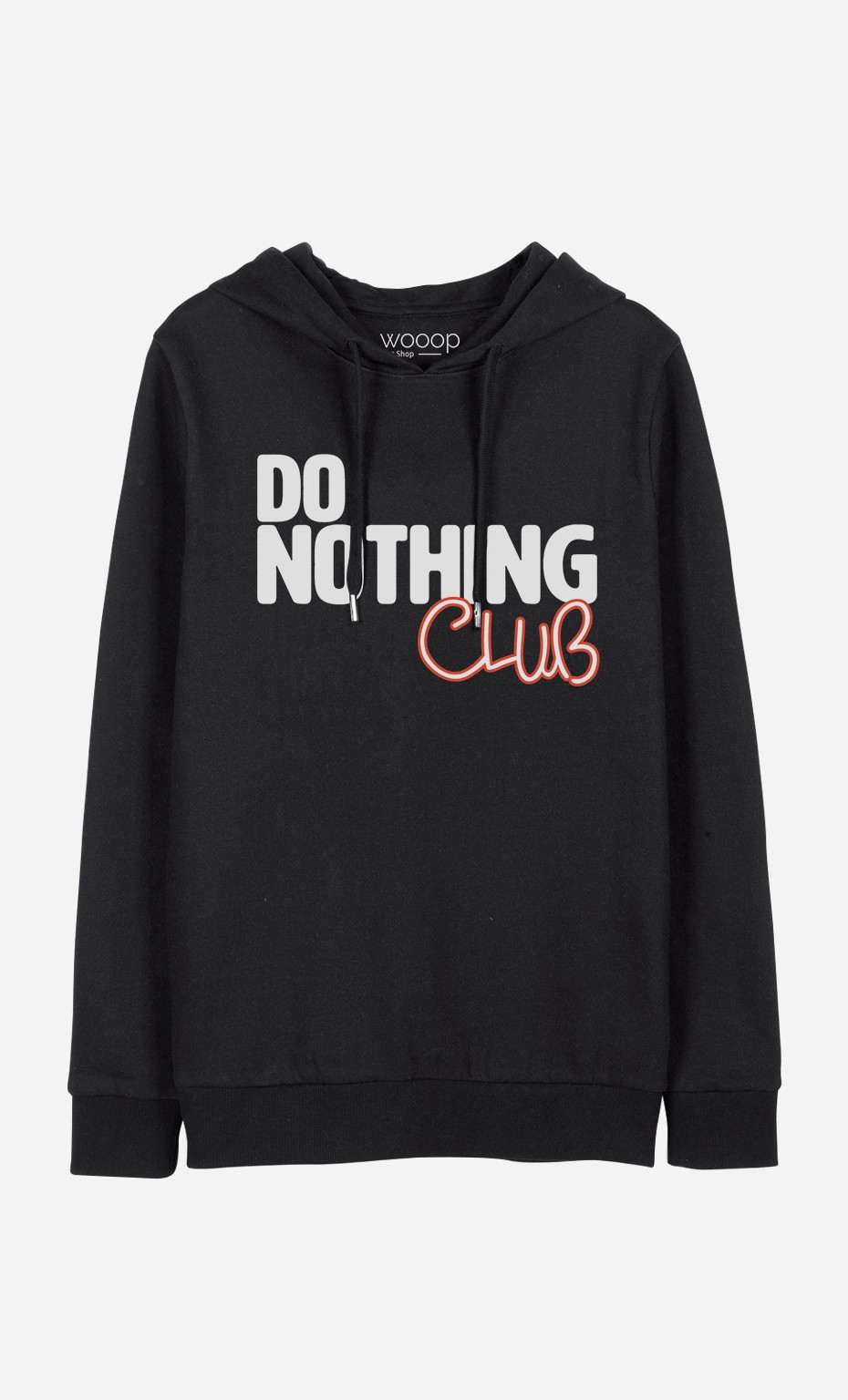 Sweat à Capuche Do Nothing Club