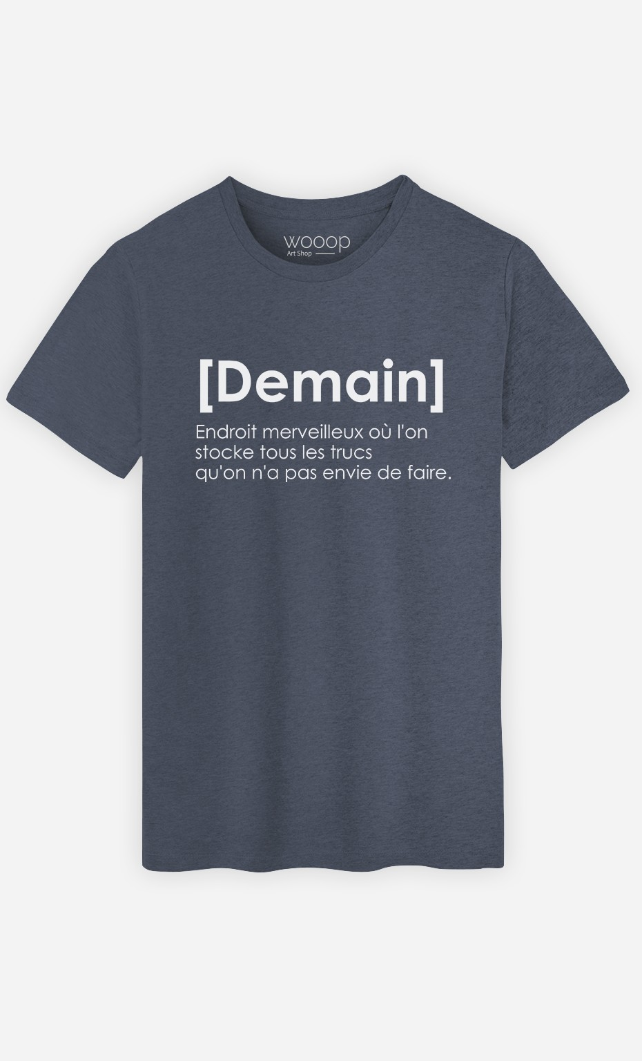 T-Shirt Demain Definition