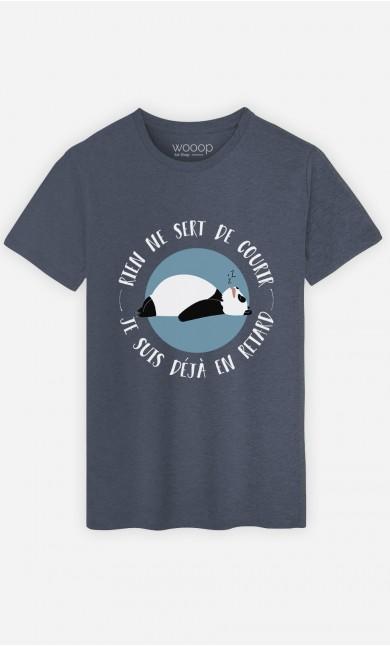 T-Shirt Je Suis Déjà En Retard