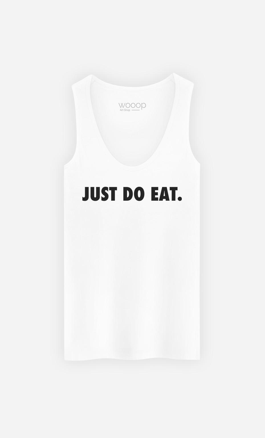 Débardeur Just Do Eat