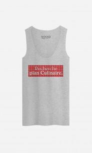 Débardeur Recherche Plan Culinaire