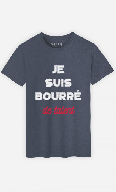 T-Shirt Bourré De Talent