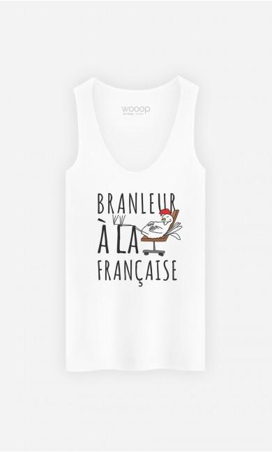 Débardeur Branleur À La Française