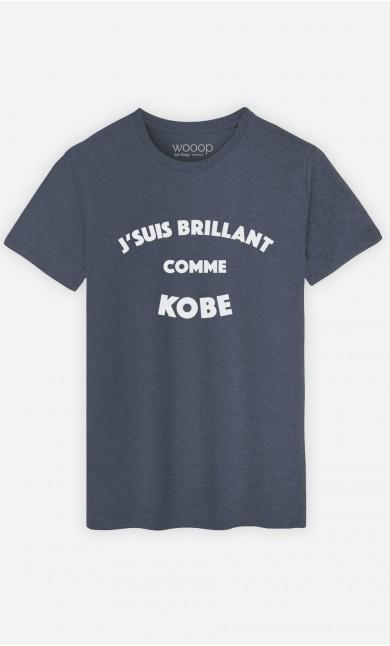 T-Shirt J'suis Brilliant Comme Kobe